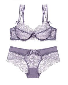Cheap bra set, Buy Quality lace bra set directly from China underwear women set Suppliers: New embroidery bras underwear women set plus size lingerie sexy A B C D cup Ultrathin transparent bra panties lace bra set black Transparent Bra, Sexy Lingerie, Luxury Lingerie, Purple Lingerie, Fashion Lingerie, Designer Lingerie, Lingerie Models, Steampunk Fashion, Gothic Fashion