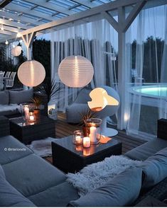 46 Ideas for backyard seating cozy outdoor rooms Backyard Seating, Backyard Patio Designs, Outdoor Seating, Outdoor Rooms, Outdoor Living, Garden Seating, Lounge Seating, Backyard Ideas, Pergola Ideas