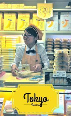 Tokyo Banana: Must-have Japanese Souvenir