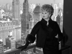 "American actress Lucille Désirée Ball Morton is best known for her self-produced sitcom ""I Love Lucy."" Here are some of her rare photographs."