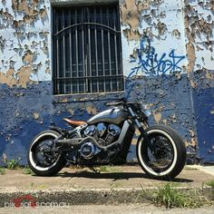 2016 Indian Scout More
