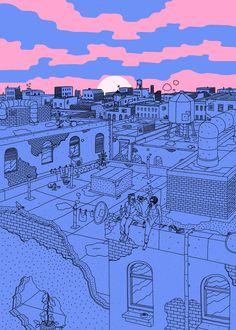Dream of NY - Jeff Östberg