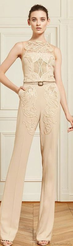 Zuhair Murad | RESORT 2014 that makes you look taller awesome!