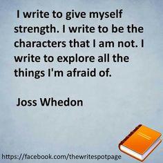 Why I Write..