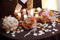 Fall Wedding colors!!!