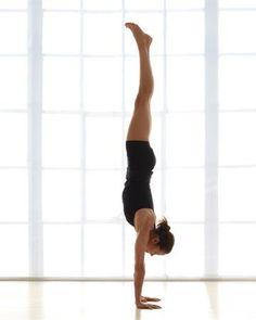Yoga Inspiration - Adho Mukha Vrksasana - Handstand