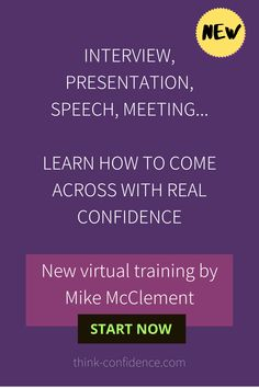 Come across with confidence when you need to. Live virtual training to help you look and feel confident in interviews, meeting, presentations, speeches. Confidence building tips that really work and help you when you are out of your comfort zone.  #confidencebuilding #buildingconfidence #buildconfidence #confidenceboost #boostconfidence #beingconfident #beconfident #selfconfidence #selfesteem Building Self Confidence, Self Confidence Tips, Confidence Boost, Personal Development Coach, Assertiveness, Work Life Balance, Public Speaking, Get The Job, Comfort Zone