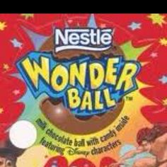 tell me wats in side whats inside a wonderball