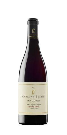Mas Cavalls Doña Margarita Vineyard Pinot Noir 2013.