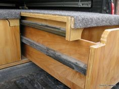 LATEST PROJECT - Truck Drawers/Sleeping Platform - Page 5 - Expedition Portal