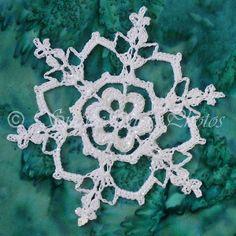 Irish Snowflake | AllFreeCrochet.com