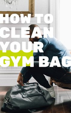 Here are the 3 best ways to clean a gym bag. Before you put your clean gear in a dirty gym bag, get this gym bag cleaning spray. With HEX Spray & Go gear deodorizer, you can easily clean a gym bag between every workout! Health And Wellness, Health Fitness, Gym Bag Essentials, Cleaning Spray, Gym Rat, Post Workout, Deodorant, Gem, Routine