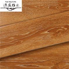 封蜡防水高耐磨复合地板 高密度纤维板 家装工程地热强化复合地板