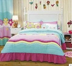 Top Seller Summer Kids Bedding Collection Bedspread Set Twin by Kitty4u -- Want to know more, click on the image.