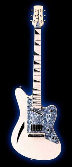 Jackson Surfcaster..for my future band leader!