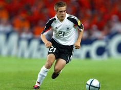 Philipp Lahm (born 11 November 1983 in Munich, Bavaria) is a German professional footballer who plays as a defender for Bayern Munich and the German national team. Description from totalsporttrends.blogspot.com. I searched for this on bing.com/images