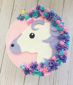 #festa #bolo #decoração #unicorn #unicórnio #fantasy #crianças #filhos #infantil #colorido via: instagram.com/wiltoncakes