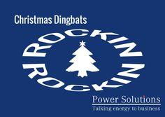 Power Solutions UK - Christmas Dingbat no 19