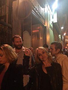 #BeccaTobin at Tradition bar in San Francisco