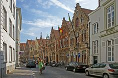Bruges Bruges, Somerset, Belgium, Street View, Explore, Witches, Exploring