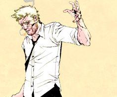John Constantine in Hellblazer #297