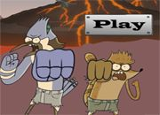 Regular Show Vocalno Escape | HiG Juegos - Free Games Online