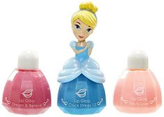 Disney Princess Little Kingdom Makeup Sets (Cinderella Lip Gloss - Clock Strikes 12) ** This is an Amazon Affiliate link. Check out this great product.