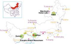 awesome Baotou Map