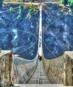 Kusma Gyadi Bridge