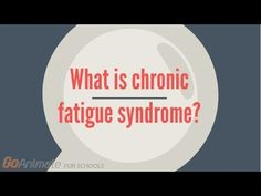 There are many chronic fatigue syndrome symptoms, which vary depending on levels of stress, how often you exercise, and how well you eat. Because of this, it can be difficult to diagnose chronic fatigue syndrome. The syndrome shares m Chronic Fatigue Syndrome Diagnosis, Chronic Fatigue Symptoms, Chronic Illness, Medicine Student, Cognitive Behavioral Therapy, Fibromyalgia, Stress, How Are You Feeling, University