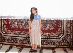 Throw-on-and-go dress | Ghitta Laskrouif