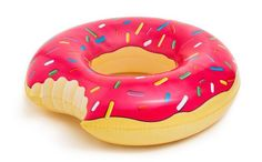$20 BigMouth Inc Gigantic Donut Pool Float (Strawberry Frosted with Sprinkles)