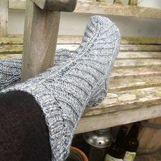 Ravelry: skauogco's Sokker til Henriette #5
