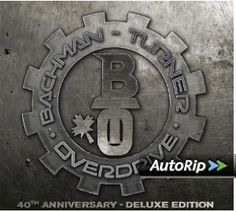Bachman-Turner Overdrive: Anniversary (Deluxe Edition) by Bachman-Turner Overdrive on Apple Music Cd Cover, Album Covers, New Music Releases, Black Sabbath, 40th Anniversary, Cool Things To Buy, Products, November, Stocking Fillers