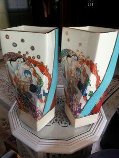 Vases.Klimt .