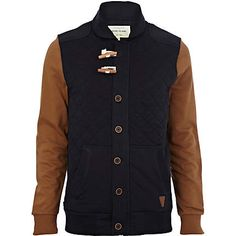 This is the kind of thing I think I could wear, when actually I really couldn't. Cardigan. Menswear.