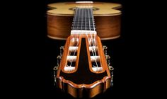 "2014 Kenneth Brogger ""Stradivarius"" - Spruce top with CSA rosewood back and sides. Acoustic Guitar Photography, Classical Guitars, Old Things, Music Instruments, Top, Guitar Strings, Tools, Musical Instruments, Crop Tee"