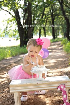 1st Birthday shoot - Creative Photography by Amanda