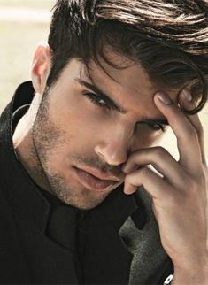 Male Face, Male Models, Sexy Men, Rings For Men, Hair Cuts, Handsome, Image, Beautiful, Hot Guys