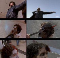 The Walking Dead vient de se terminer et pour vous faire patienter encore un peu, on a décidé de vous faire découvrir les références cachées dans les épisodes des 5 premières saisons de la série sur les morts-vivants la plus réussie de toutes ! Le mot zombie... #hdn #histoiresdunet #références