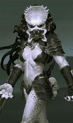 She - predator