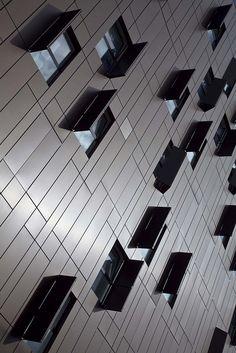 Hidden windows: #modern #architecture ECCO style