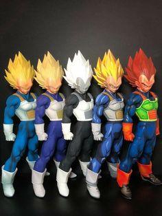Bejita Anime Figures, Action Figures, Db Z, Dragon Ball Gt, Akira, Japanese Art, Bowser, Geek Stuff, Goku