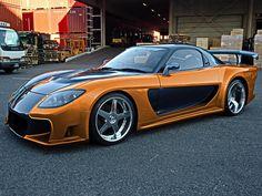 Top 10 Rápido y Furioso: Mazda RX-7