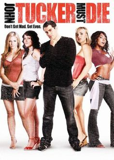 In this movie, John Tucker is known as this huge player who thinks he can gets all the girls he wants and he very boastful. This reminds me of Apollo because he was known to be a hothead at times also and he was also a player.