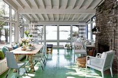 Sarah Richardson's Rental Cottage from HGTV Canada Series