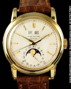 Unemployed Charlie Sheen's Over $700,000 Patek Philippe Ref. 2438/1 Watch Feature Articles