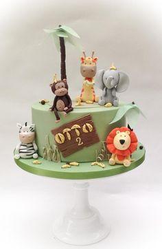 Safari by Samantha's Cake Design