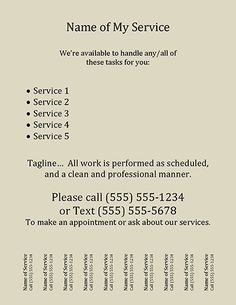 Free-Estimate-Offer | lawn care flyers | Pinterest | Free flyer ...