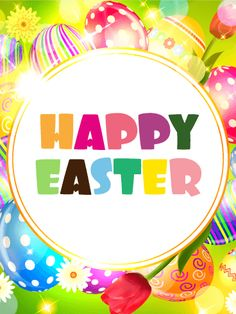 Send Free Fun & Pop Happy Easter Card to Loved Ones on Birthday & Greeting Cards by Davia. It's free, and you also can use your own customized birthday calendar and birthday reminders. Happy Easter Greetings, Easter Wishes, Easter Card, Birthday Greeting Cards, Birthday Greetings, Card Birthday, Birthday Reminder, Easter Pictures, Birthday Calendar